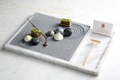 Best of the Best - Fancy Desserts, Asian Desserts, Japanese Garden Zen, Plate Presentation, Pastry Art, Modeling Chocolate, Japanese Sweets, Succulent Terrarium, Edible Art