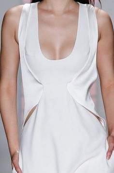 Dion Lee SS 2016 #fashion #trends #luxury #designers #design #details #textiles #textures #fashionweek #style #runway #forecast #ss16