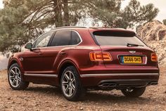 The Bentley Bentayga Diesel is fastest, quietest and most luxurious diesel SUV in the world, with diesel powertrain, in the form of a 4.0-litre V8...