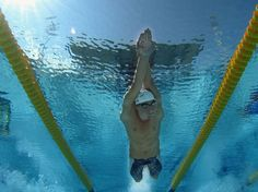 <3 Michael Phelps. I don't even care that he went to Michigan.