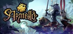 Armello is a grim fairy-tale board game come to life. Full of swashbuckling adventure combining deep, tactical card play, rich tabletop strategy and RPG elements. Wage epic single and multiplayer battles, cast spells, hire agents, and prepare poisons and ruses on your quest for the throne!