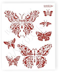 Lecture d& message - mail Orange Stencil Patterns, Stencil Designs, Embroidery Patterns, Paper Lace, Diy Paper, Paper Crafts, Stencils, Parchment Cards, Metal Embossing