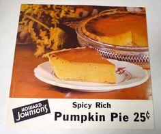 Howard Johnson's Advertising Sign - Atomic Dimestore http://fave.co/1qgBh3H