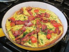 Top ten traditional danish dishes from listwoo do you agree dansk flskeggekage how to make a danish bacon omelette dansk flskeggekage is a traditional danish favorite and easy to make forumfinder Gallery