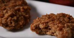 Avoine, pommes et érable, enfin une galette qui ne durcit pas en refroidissant! Bien oui...c'est la vérité