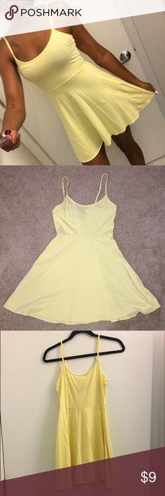 FOREVER 21  Babydoll Dress Cute spring/summer dress. Never worn. Forever 21 Dresses Mini