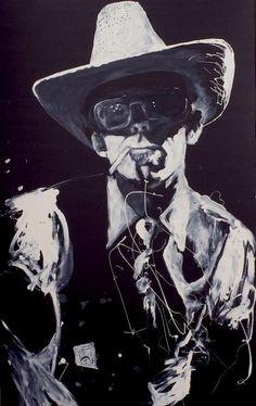 Décor French Cowboy - Peinture Guyot
