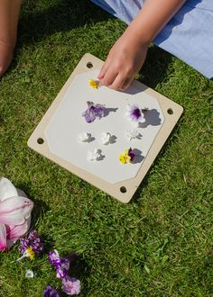 A simple guide to flower pressing - a fun, easy nature craft that can be done at…