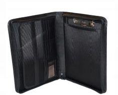 Exkluzívna-kožená-spisovka-č.8162-v-čiernej-farbe-1 Wallet, Fashion, Colors, Moda, Fashion Styles, Fashion Illustrations, Purses, Diy Wallet, Purse