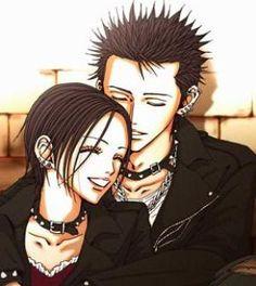 Nana and Ren - me and kyle we have so many similarities with both couples. nana ren& nana nobu