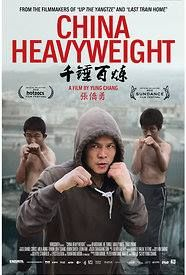 China Heavyweight This is no ''wax on, wax off'' situation. Central China teens are trained as Western-style boxing champions in this drama featured at Sundance 2012. But the question remains: Should they fight for Olympic gold medals, or money and fame?  http://vimeo.com/ondemand/4322?utm_campaign=8383&utm_medium=newsletter-features-vod_lincoln-201309&utm_source=email