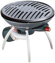 Coleman Lightweight Outdoor Party Propane Grill with Lid