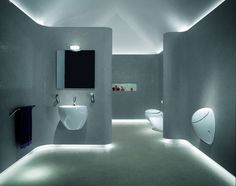 1000 images about edite arhitects the ridgeway on - Led skirting board lighting ...
