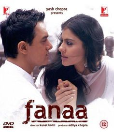 Fanaa: dvd