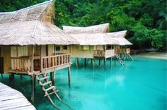 Surigao Del Norte, Philippines: Secluded Overwater Accommodation with All Meals, Poolside Dinner, Island Hopping Tour and Private Beach at Club Tara Resort – Choose Four or Five Nights