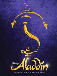 Aladdin at New Amsterdam Theater