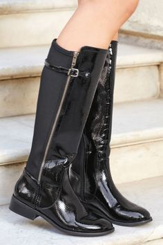 Buy Next Strap Rider Long Boots | Shop Shoes Womenswear at the BrandStore EziBuy AU