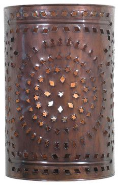 Mexican sconces out door | ... Sconce - eclectic - wall sconces - other metro - by Direct From Mexico