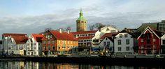 Stavanger... where m