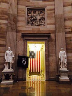 Lincoln & Grant US Capitol Rotunda Washington DC