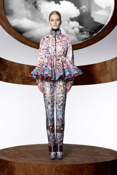 Moncler M by Mary Katrantzou, coats, down Jackets, collaboration, Topshop, Repetto, Longchamp