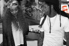 """Monica and Lil' Wayne Have Fun In """"Just Right For Me"""" Video, Watch Here"""