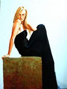 andrianov shulman art - Google Search Art Google, Backless, Google Search, Artwork, Dresses, Fashion, Vestidos, Moda, Work Of Art