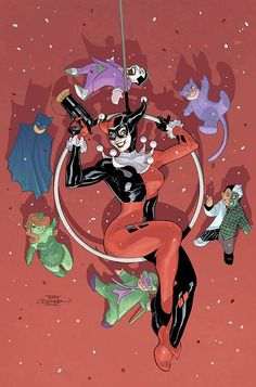 Harley Quinn 25th Anniversary Special #1 (Timm Variant Cover) Cover