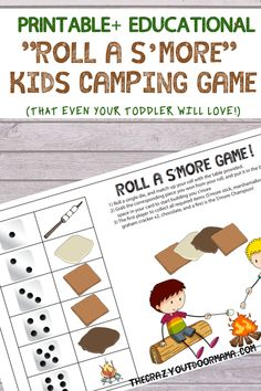 Teaching kids with an enjoyable camping theme? Here are some outdoor camping style lesson strategies, activities ideas and more. Whether you are establishing a year long class decoration scheme or jus Camping Activities For Kids, Games For Toddlers, Camping With Kids, Family Camping, Summer Activities, Camping Tips, Camping Meals, Camping Checklist, Camping Essentials