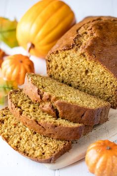 This Moist Pumpkin Bread is made from scratch and is absolutely fool proof and easy to make. Add walnuts, raisins and more or just enjoy it plain. You will love this super moist fall quick bread! Pumpkin Recipes, Fall Recipes, Butter Pecan Syrup, Bread Recipes, Cooking Recipes, Keto Recipes, Moist Pumpkin Bread, Pumpkin Loaf, Poblano