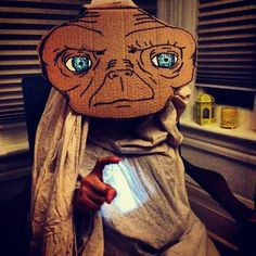 "@thomasronnerud's photo: ""#et #halloween  #phonehome"""