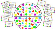 Math Figures, Fractions, Math Centers, Montessori, Activities, Projects, Blog, Voici, Cycle 2