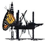 Help HornRaiser raise $8,000 for the project: Tracking Monarch Butterflies on Offshore Oil Platforms.  Your gift will make a difference!