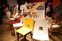 2014 Bachelor of Industrial Design Chair Show