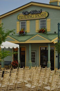 The Island Trading Post - A great place to shop! Something new and exciting seems to be going into Pigeon Forge every time you visit!