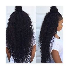 Sew-In Hairstyles ❤ liked on Polyvore featuring beauty products, haircare, hair styling tools and hair