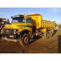 Caminhão Mb 1519 Caçamba Truck