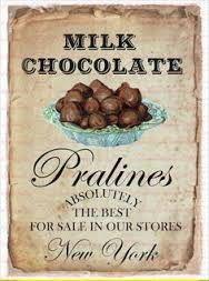 Resultado de imagen para etiquetas vintage de chocolate