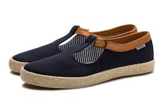 The Spring/Summer 2013 Corey Tabernacle / Womens in Navy from Pointer Footwear.