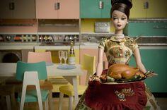 Thanksgiving Barbie 8 x 12 Fine Art Photograph by nicolehouff, $40.00