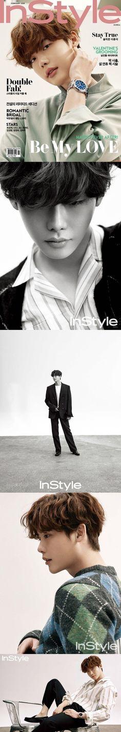 "Lee Jong Suk graces cover of ""InStyle"" Asian Boys, Asian Men, Young Male Model, Lee Jung Suk, Lee Young, Han Hyo Joo, Korean Entertainment, Kdrama Actors, Ulzzang Boy"