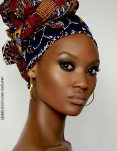 turban  style  summer2014  trends Natural Hair Styles For Black Women 8efe1da9795
