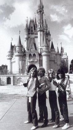 "THAT ROCK/METAL GUY on Twitter: ""My boys at Disney @rudysarzo @RRhoadsFanClub… """