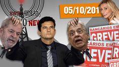 Campeão da Corrupção, Lula Indiciado, FHC na lava jato, Greve dos Bancár...