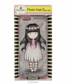 Gorjuss™ Collector Oops a Daisy iPhone 6 / 6S kuori, joustava