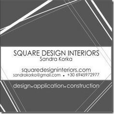 Square Design Interiors–Women's apparel store