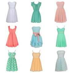Country Girl Dresses