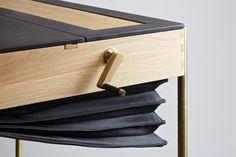Secret Desk by Magdalena Tekieli