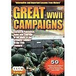 Great WWII Campaigns (DVD, 2007, 4-Disc Set)