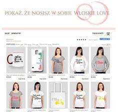 Najlepsze sklepy z koszulkami i innymi gadżetami na cupsell.pl